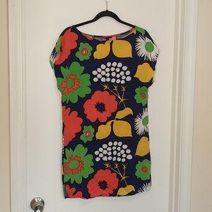 Marimekko for target colorful sheath dress